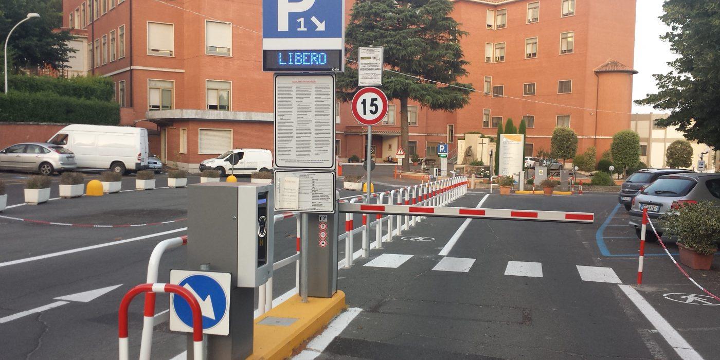 Automazione Parcheggi