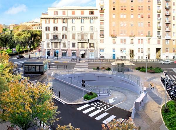 Automatizzato il nuovo Multipiano a Largo Vercelli