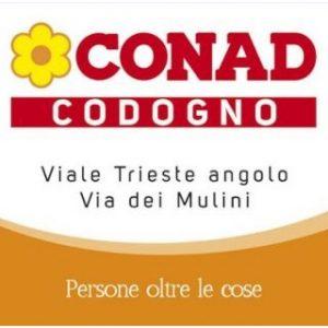 """CONAD """"CODOGNO"""""""