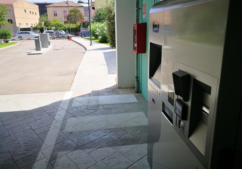 Inaugurato il nuovo parcheggio ad Olbia