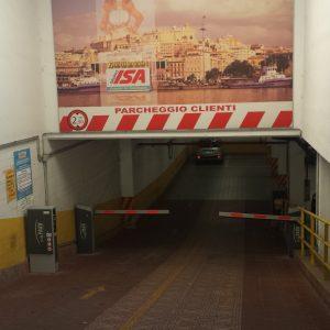 Parcheggi Supermercati Gruppo ISA