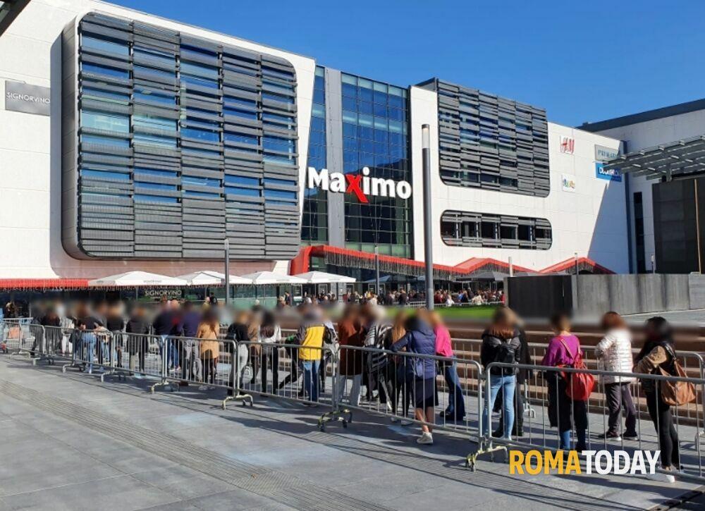 Inaugurato Maximo a Roma…Parkservice c'è!
