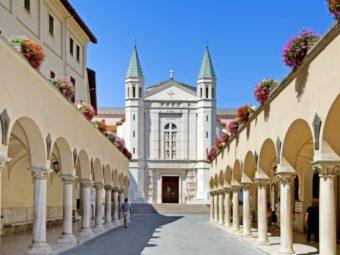 Prosegue l'attività di Parkservice con il parcheggio dedicato al Santuario di Santa Rita a Cascia